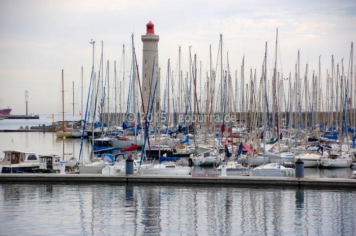 Hafen von Sète