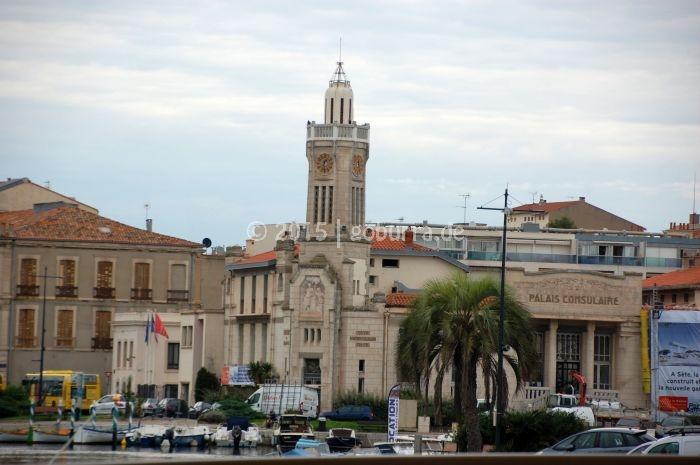 Palais Consulaire in Sète
