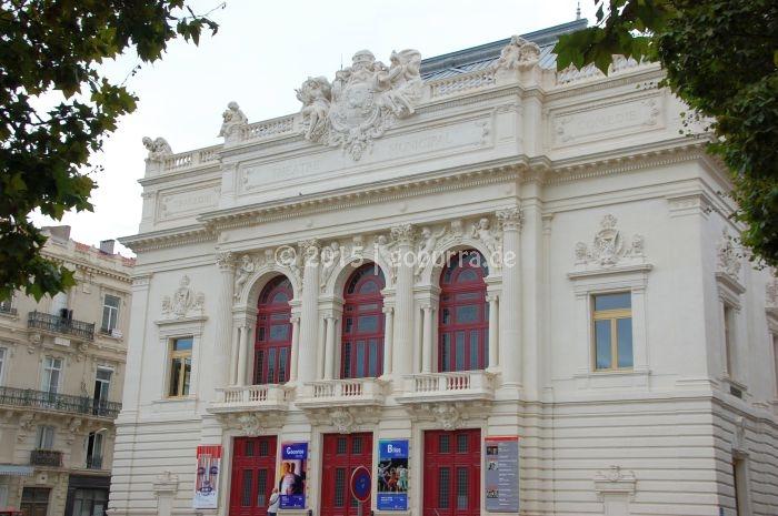 Théâtre Molière in Sète