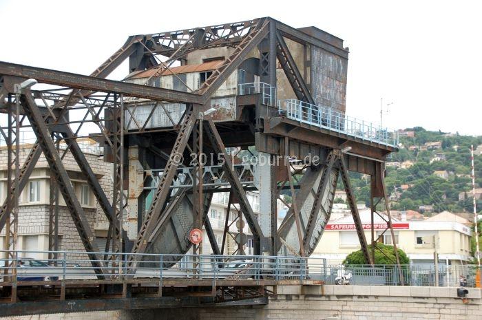 Brücke von Sète