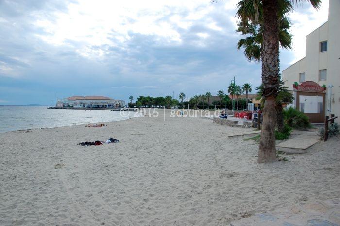 Strand von Mèze
