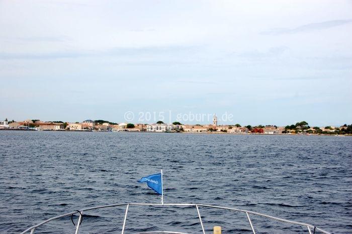 Hafeneinfahrt Mèze