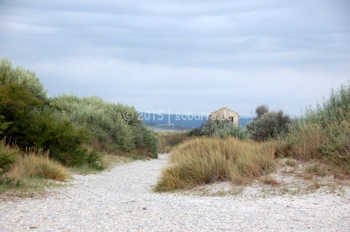 Strand bei Mas d' Angoulême