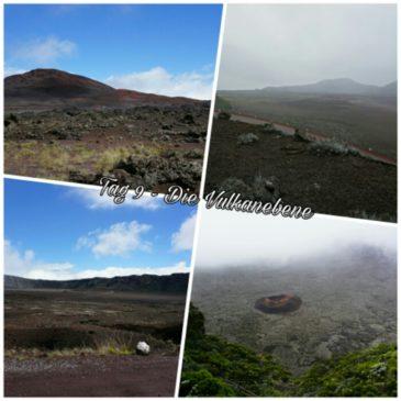La Réunion – Tag 9│Auf löchrigen Pisten zum Piton de la Fournaise
